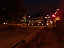 BUS 206 pour Le Plessis-Trévise Place de Verdun  avant SDA