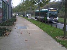 BUS 306 pour Noisy-RER (7314 de l'agora V2)
