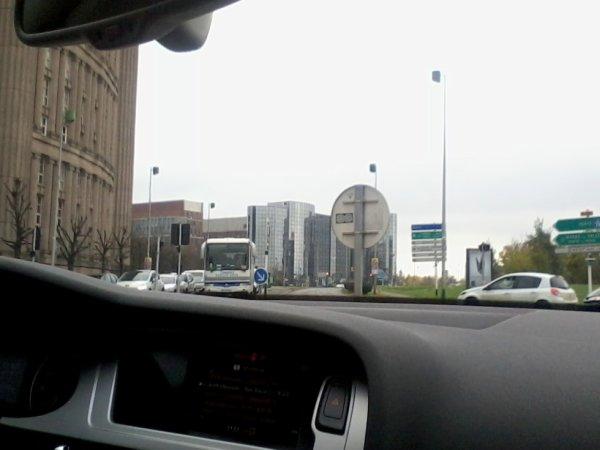 Voilà le car de ma sortie d'Allemagne !!!