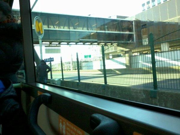Gare routière de Creteil-Prefecture-Hotel-de-ville (Métro)