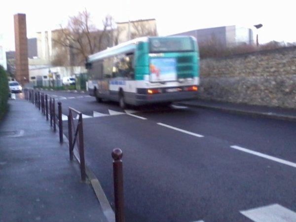 BUS 306 pour Saint-Maur-Créteil RER (Numéro Inconnu )
