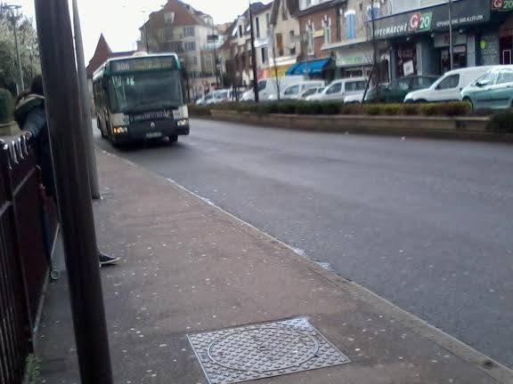 BUS 306 pour Noisy-RER (7324 de l'agora V2)