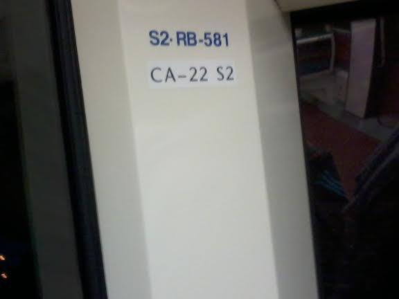 """La composition de la rame MP05 581 alias """"CA 22""""  (avec VIVE-LES-MI09-MF01 , Bus-393 ,  Bus-21 et Fréderick)"""