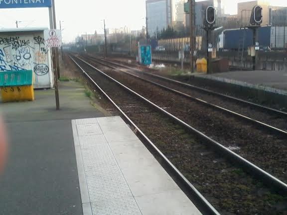 Gare de Val-de-Fontenay (RER E )