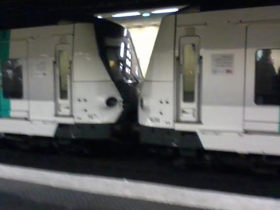Deux MI09 en UM à Vincennes
