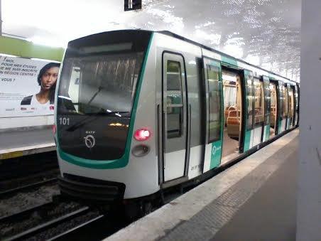 La 101 à Pte-de-Sèvres
