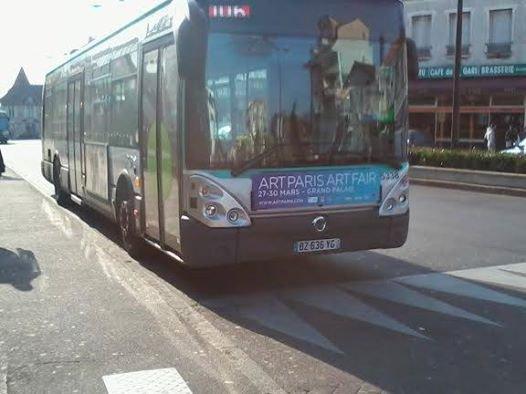La 5338 du 107 sur le 106 pour Joinville-Le-Pont-RER
