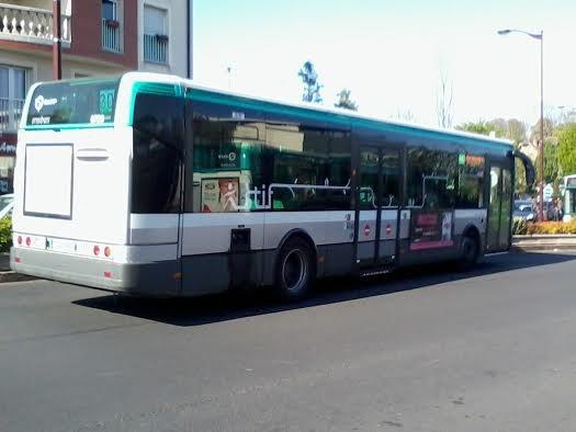 La 8726 du 308 au repos , avant d'être en service