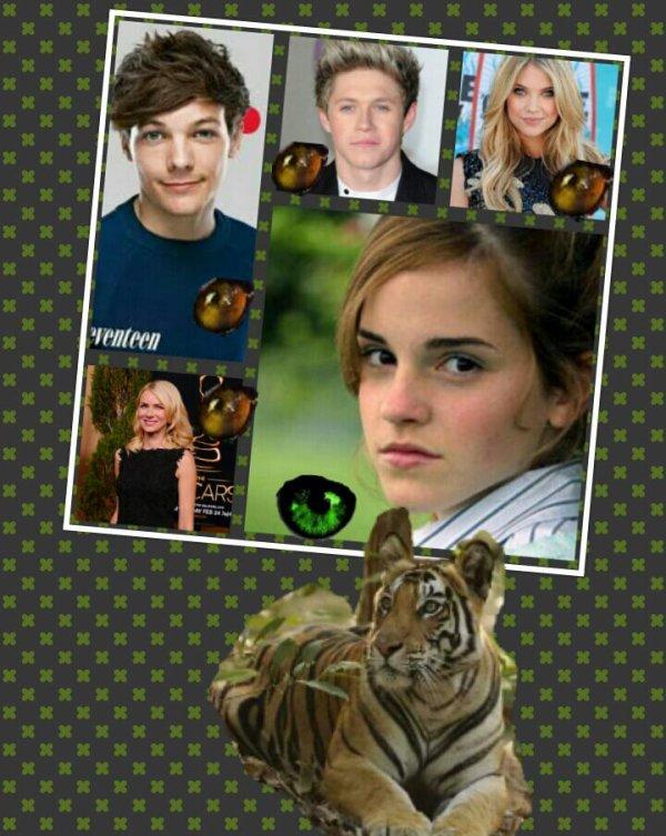 Future fiction: La famille O'Connelly ,|!\petit spoil