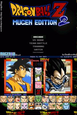 Dragon ball z mugen edition 2 by maraise - Dragon ball z site officiel ...