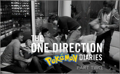 _ One Direction pokémon diary - Part 2_