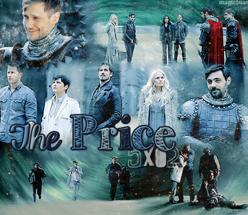 Once upon a time __Saison 5 / Episode 2 : The Price______________________________________________________'Création'_'Décoration'