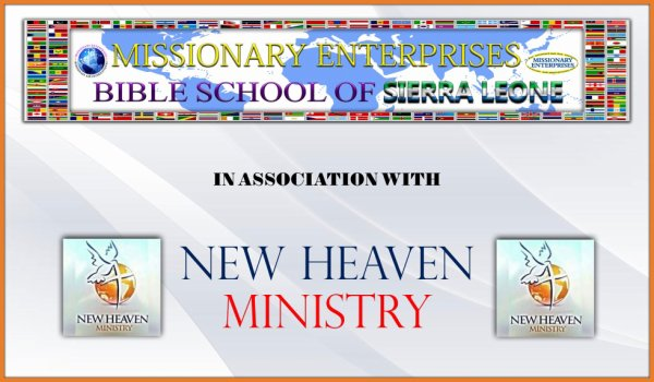 Missionary Enterprises Presents