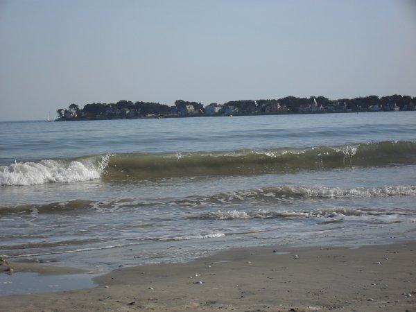 La plage du 44 jai tres bien aimer vu que mom ferre est dans le 49 a 1h30 de la plage