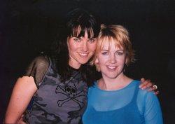 Lucy & Renée 01