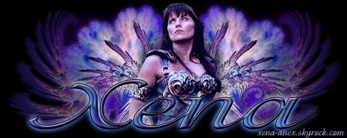 - Avatar & Signature - Xena