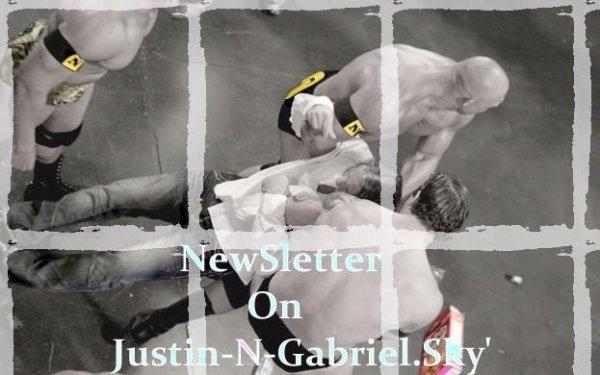 Justin-N-Gabriel.Sky'   Newsletter