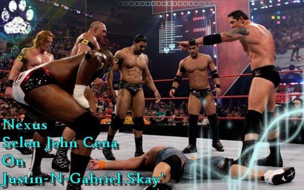 Justin-N-Gabriel.Sky'    Selon John Cena