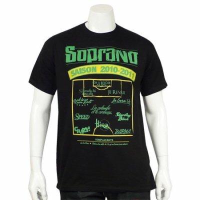 Tshirt SOPRANO