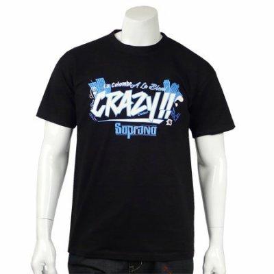 "Tshirt ""CRAZY"""