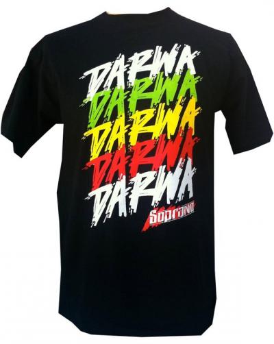 "Tshirt Soprano ""DARWA"""