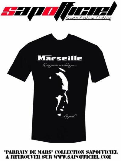 """Sapofficiel """"PARRAIN DE MARSEILLE"""""""