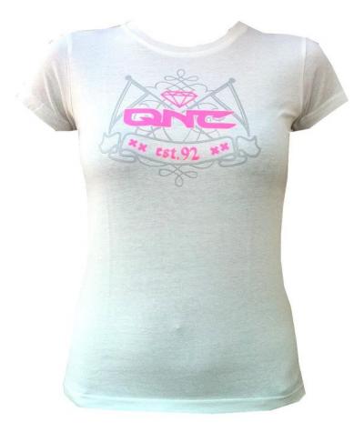 """Tshirt femme """"QNC"""""""