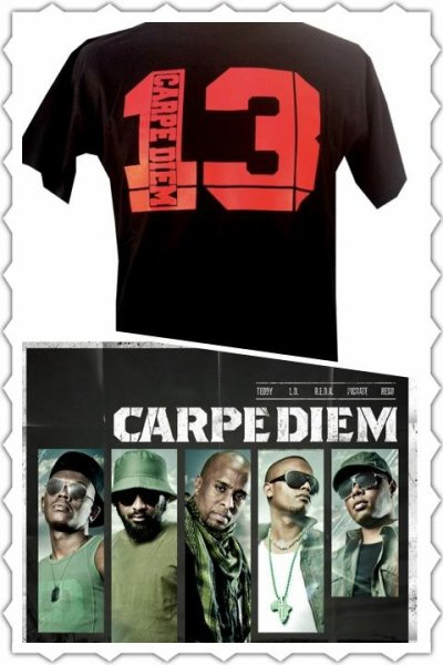 Collection CARPE DIEM