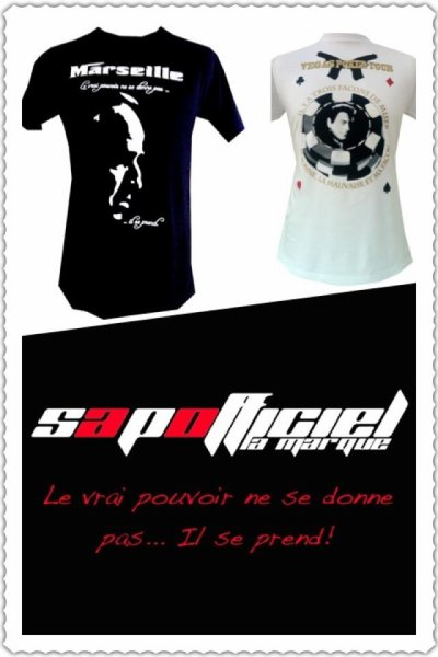 Collection SAPOFFICIEL LA MARQUE