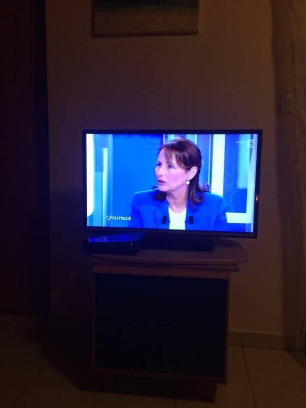 Nouvelle télé écran plat