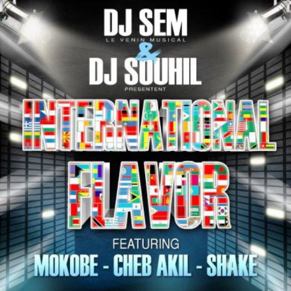 Dj Sem & Dj Souhil ft Mokobé ft Cheb Akil & Shake - International flavor (2012)