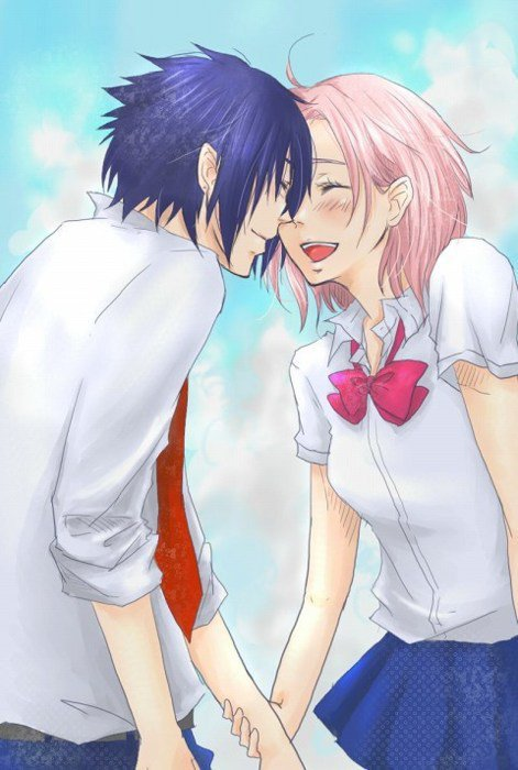 Sasuke & Sakura ♥