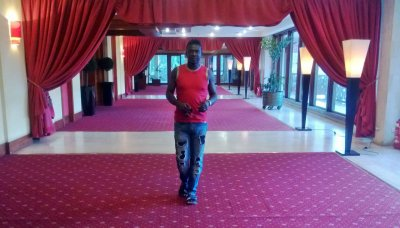 Fin de mon sejour à Yaounde
