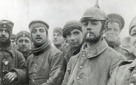 noël pendant la grande guerre