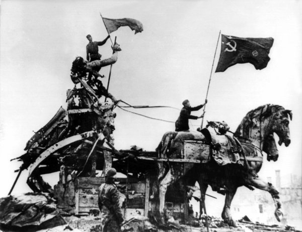 la bataille de berlin