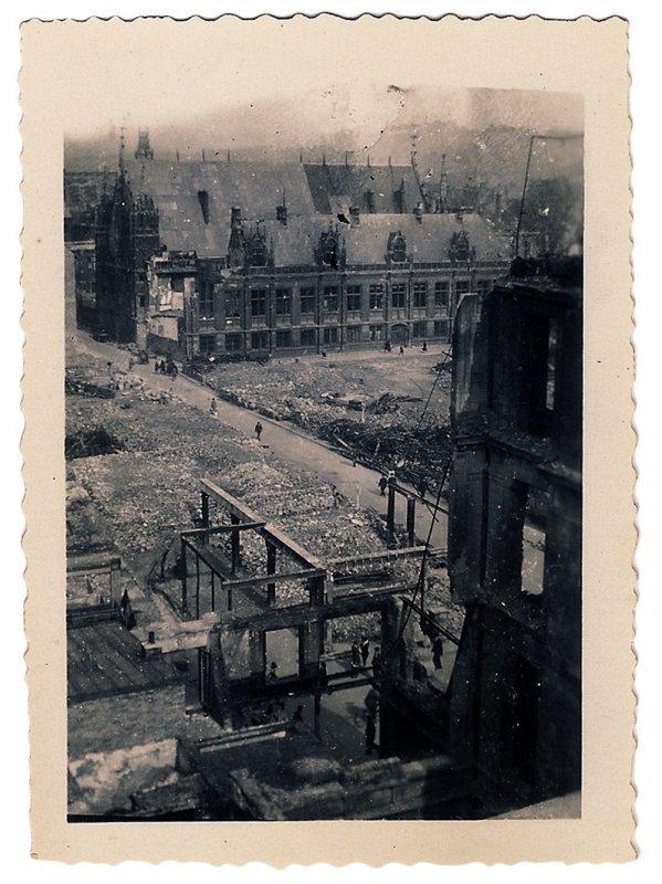 rouen ville martyre 1944