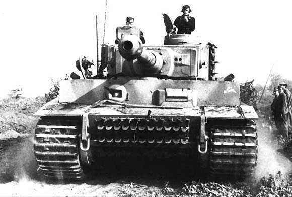 L'As des Panzertruppen