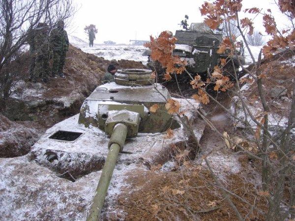 les restes de l'armée nazi