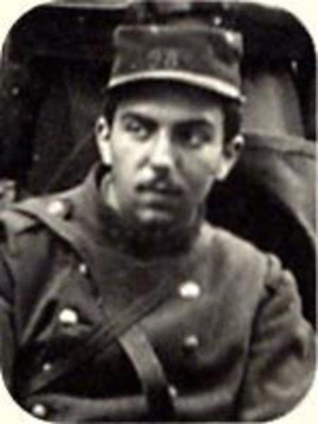 fusillé pour désertion en 1914
