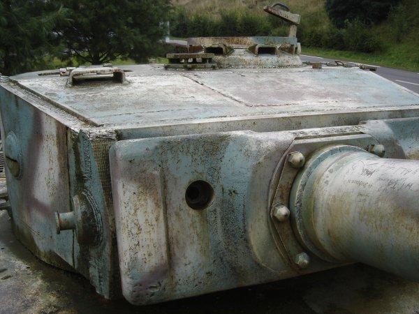 L'avenir du char Tigre de Vimoutiers interpelle jusqu'en Australie