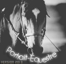 Photo de Portrait-Equestre