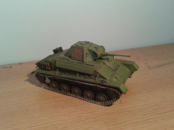 T-70M Miniart 1/35