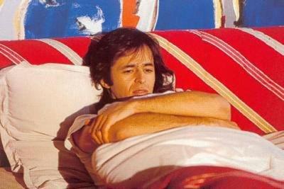 Jean-Jacques au lit