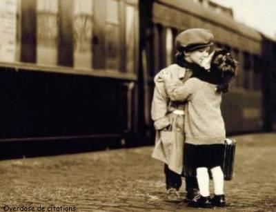 J'aurais aimé pouvoir filmer mes souvenirs, mettre pause et me rappeler l'importance que tu prenais. ♥