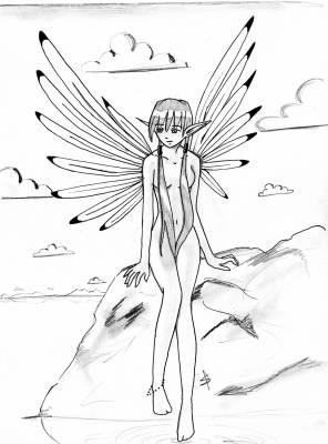 Tite Fée Manga Dessins