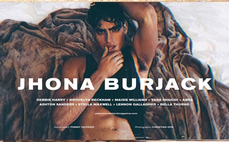 Jhonattan Burjack by Christian Oita