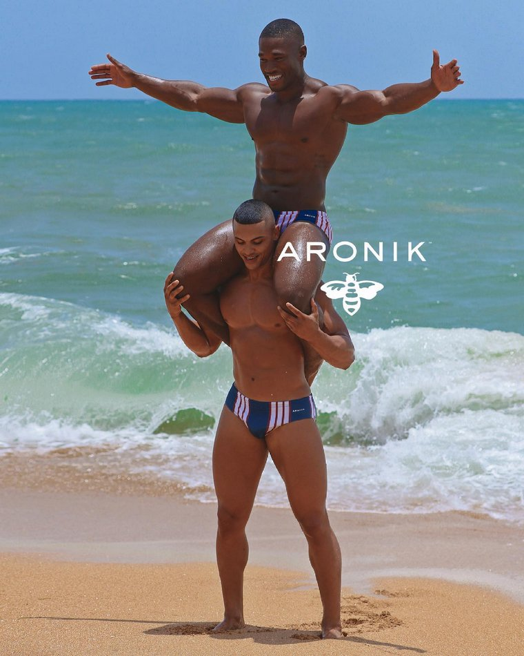 Pierre & Michael | Aronik