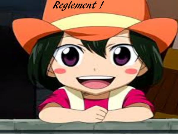 Reglement !