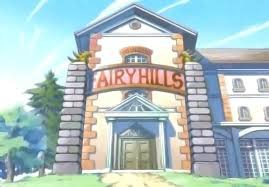 Fairy Hills !