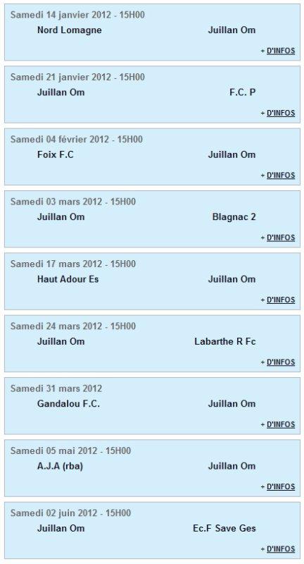 Championnat Promotion Ligue Phase 2
